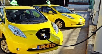 В Украине открылось 9 станций электрозарядки авто
