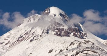 За ледниками Грузии будут следить с помощью беспилотников
