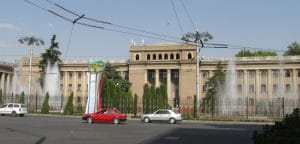 Совет по развитию технологий сформирован из ключевых чиновников столицы Таджикистана