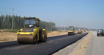 В России построят специальные дороги для беспилотных авто