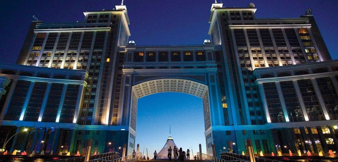 В Алматы открылся ИТ-квартал Almaty Tech Garden