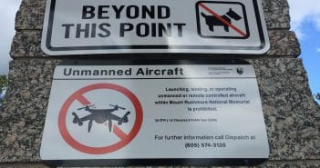 В Грузии начал действовать закон, ограничивающий использование дронов