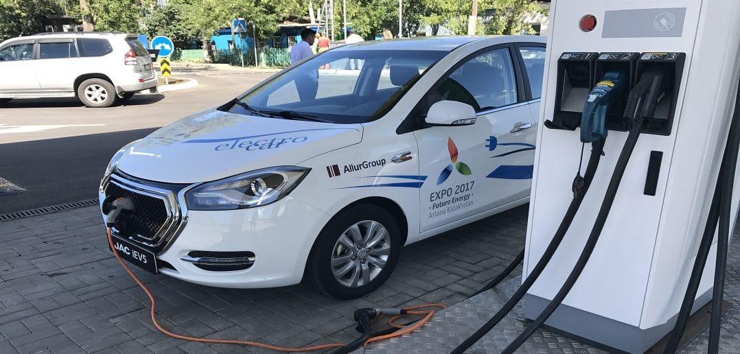 В Казахстане запустят производство электромобилей