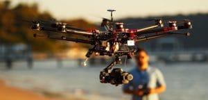 В Беларуси сложилась монополия на использование дронов