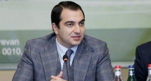 Заместитель министра энергетических инфраструктур и природных ресурсов Республики Армении Айка Арутюнян