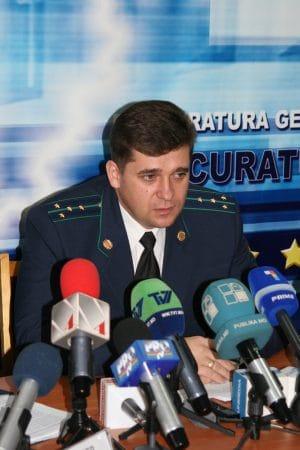 Вячеслав Солтан – прокурор Генеральной прокуратуры РМ, начальник отдела информационных технологий и борьбы с киберпреступностью