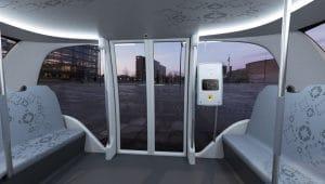 В 2022 году на улицах Сингапура появятся автобусы-беспилотники