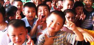 Китай: в школьной столовой установили систему распознавания лиц