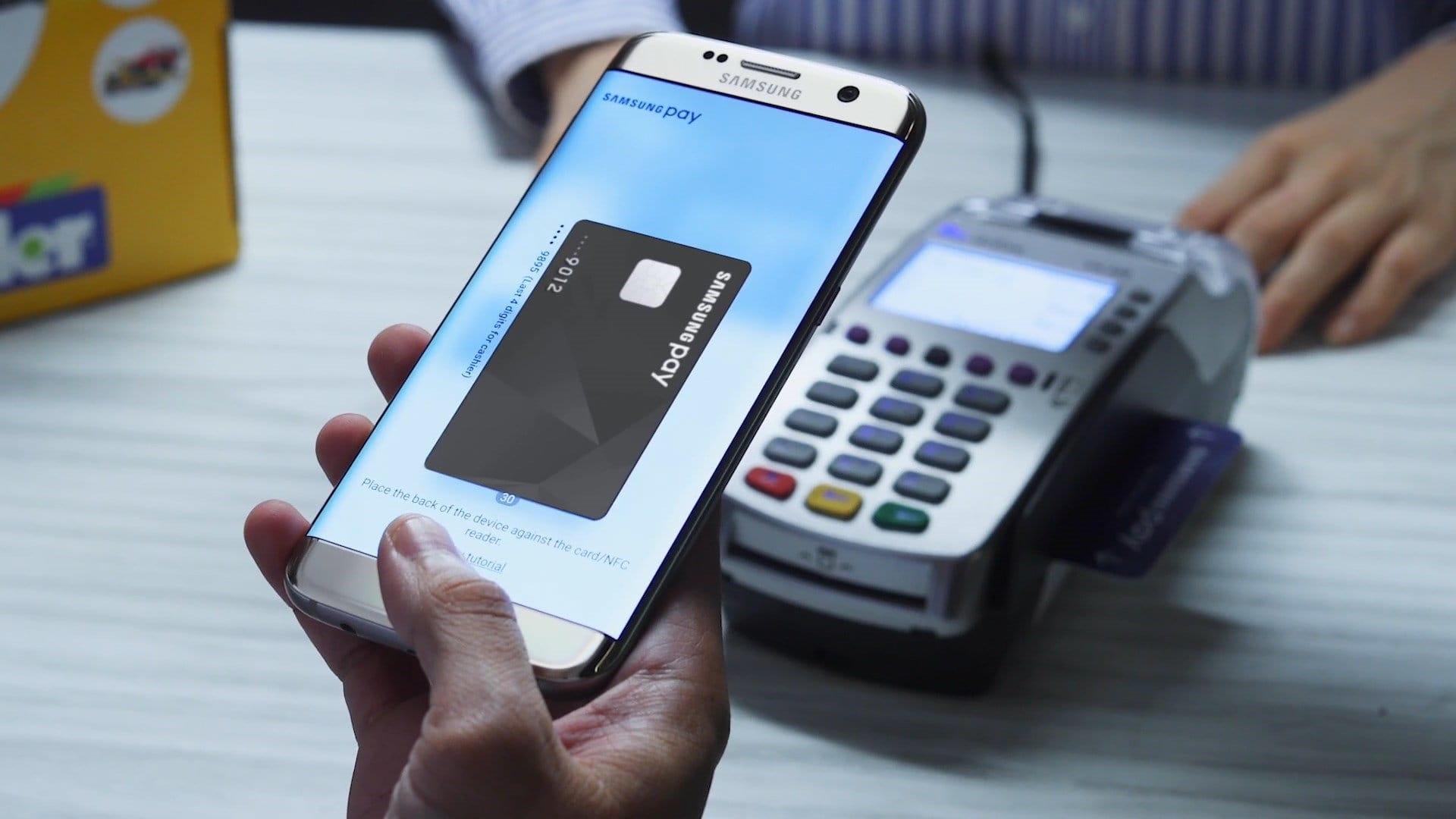 Московский кредитный банк внедрил сервис Samsung Pay на картах «Мир»